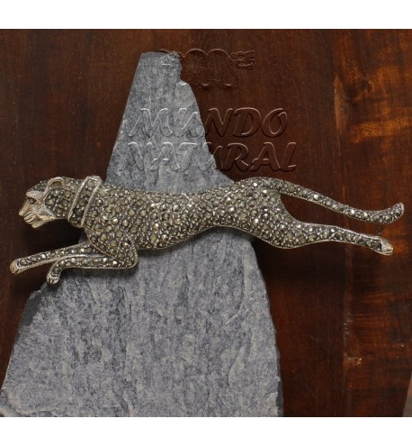 Broche Leopardo Marquesitas