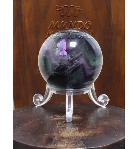 Esfera Fluorita 43mm