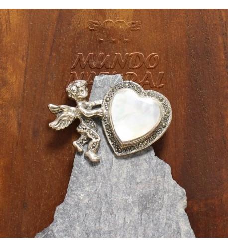 Broche Marquesitas Cupido