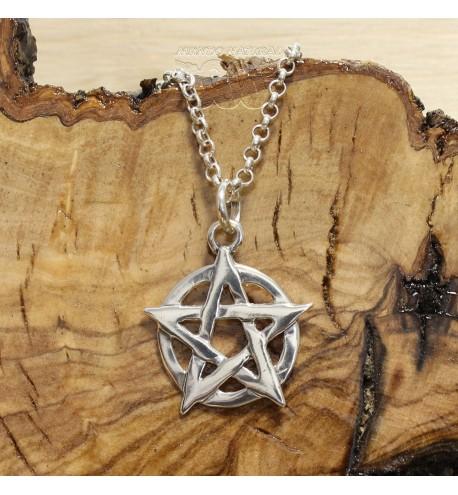 Colgante Estrella Cinco Puntas